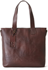 Antique Leather Tote