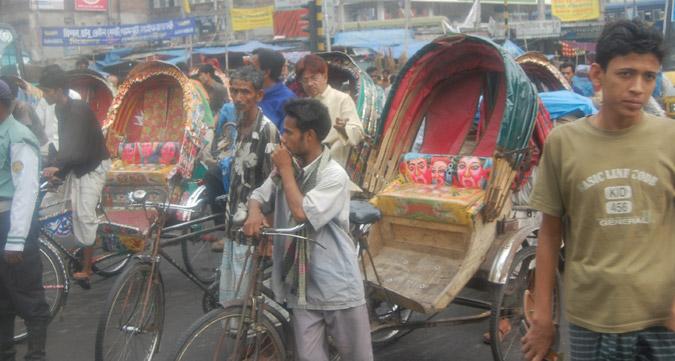 初訪孟加拉,發展中國家的真相