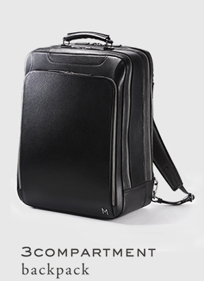 3COMPARTMENT backpack