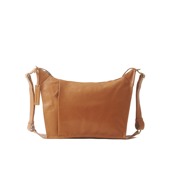 New Leather Messenger