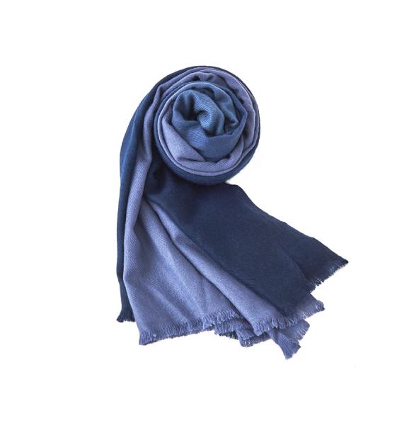 Cashmere Gradation Stole 喀什米爾漸層圍巾