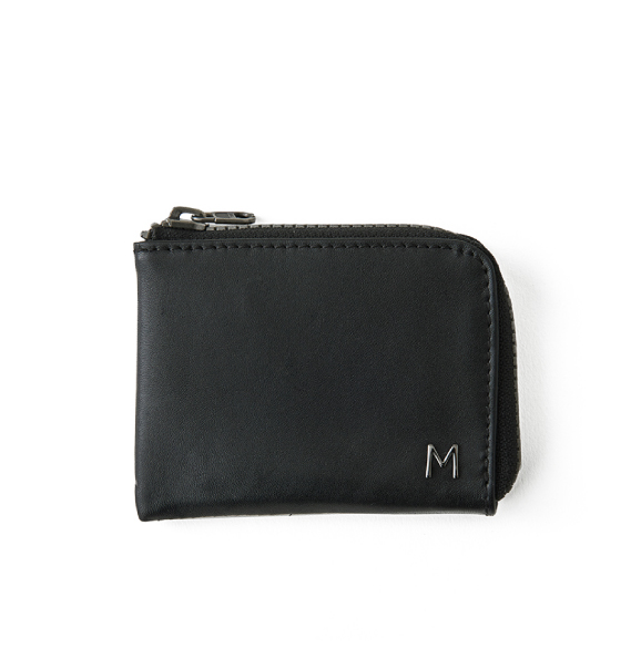 Black Bill & Coin Case