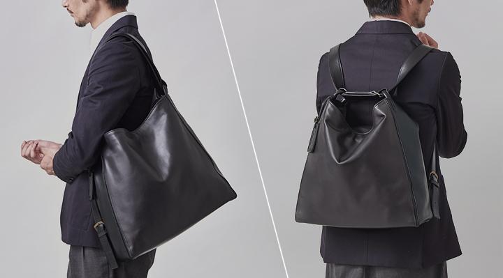 人氣Yozora系列推出男性款式!Yozora 2 Way Bag Plus正式登場!