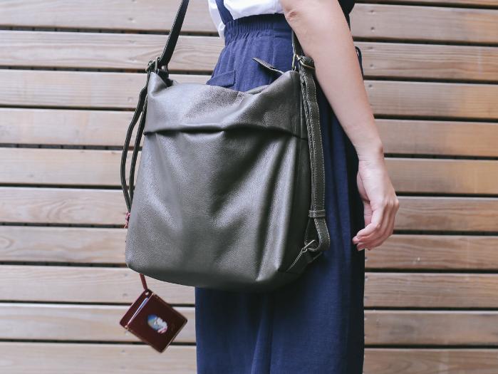 【Staff 使用推薦專欄】一包走天下的兩用後背包