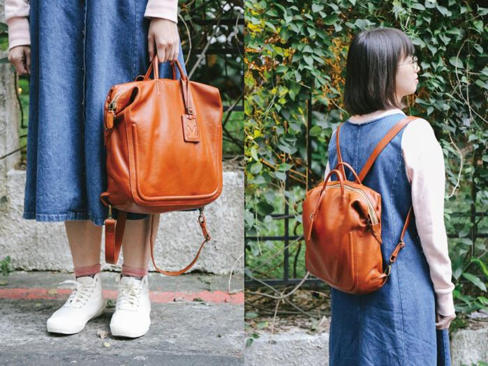 【Staff 使用推薦專欄】讓收納一目了然的三用後背包