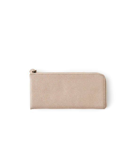 Hanabira L Style Slim Long Wallet