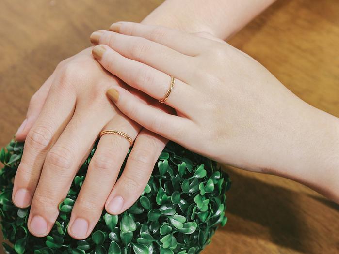 【指尖上的細膩】不只是一枚戒指,蘊含設計意義的婚戒