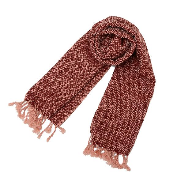 Rough Woven Wool Muffler