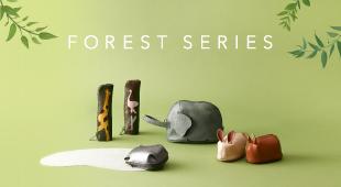 動物小物系列「Forest Series」新登場!