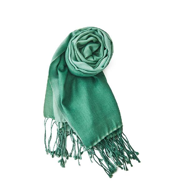 Silk Gradation Stole絲質漸層圍巾