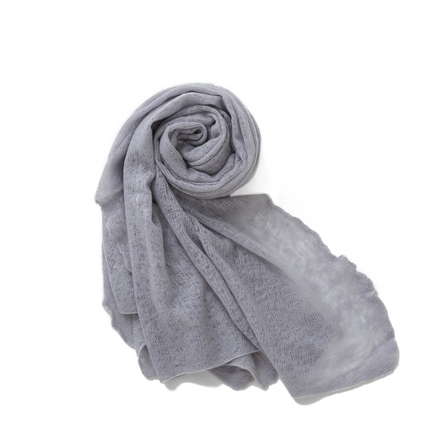 Felted Cashmere Stole S