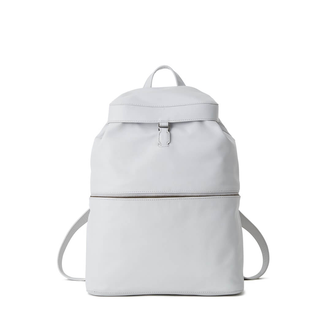 Kumorinochi-Hare Backpack M 雨晴防潑水皮革後背包 M