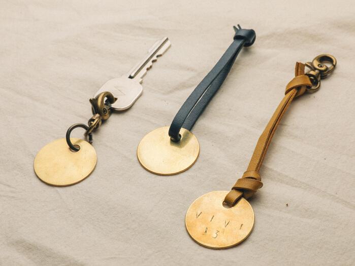 【夏日祭】時代店情人節手作課-銅片鑰匙圈