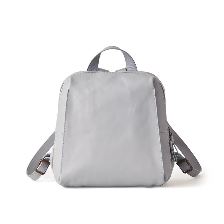 Kazematou Backpack M 風盈系列皮革後背包