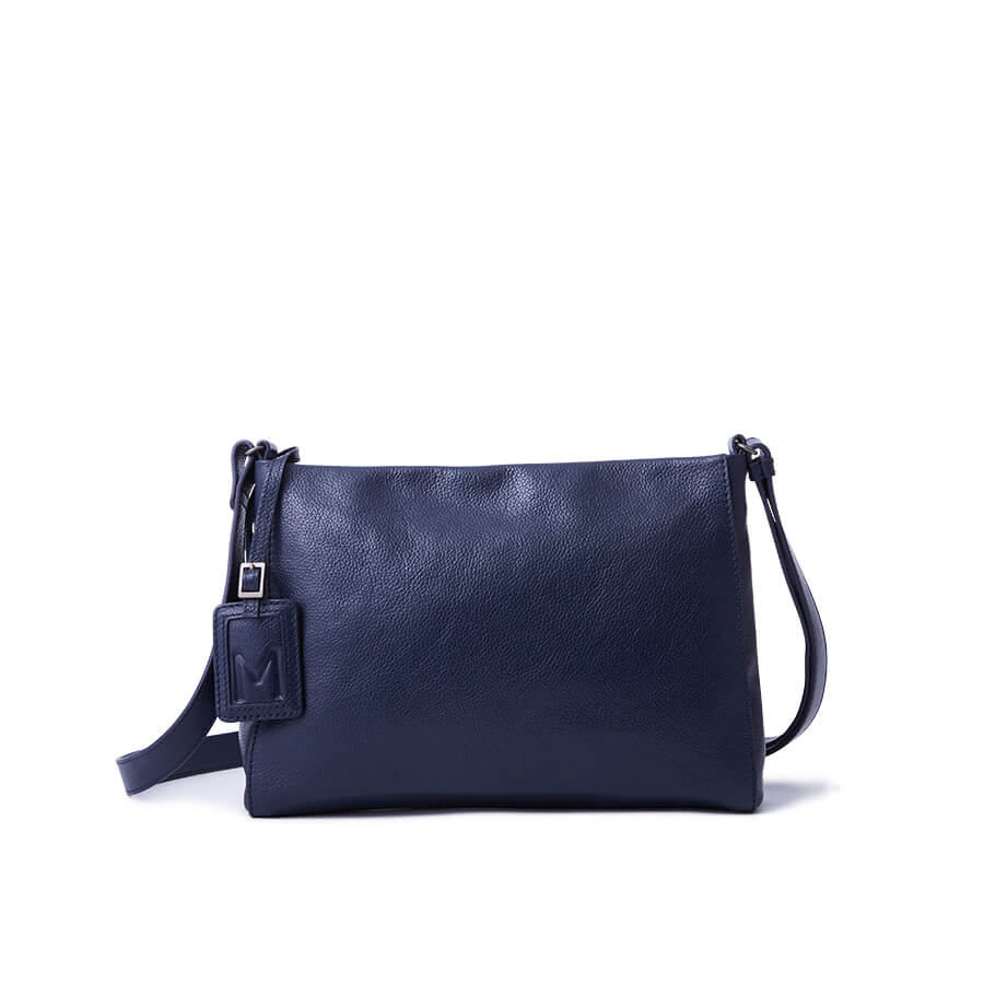 Soft Leather Small Shoulder