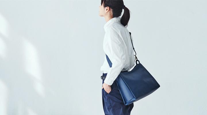 享受全新輕盈舒適感,Kazematou系列兩用斜背包登場!