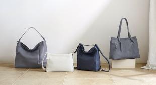 輕盈風系列,柔軟輕盈設計包款上市
