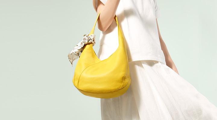 全新Hanabira如花瓣般美麗姿態的系列包款上市