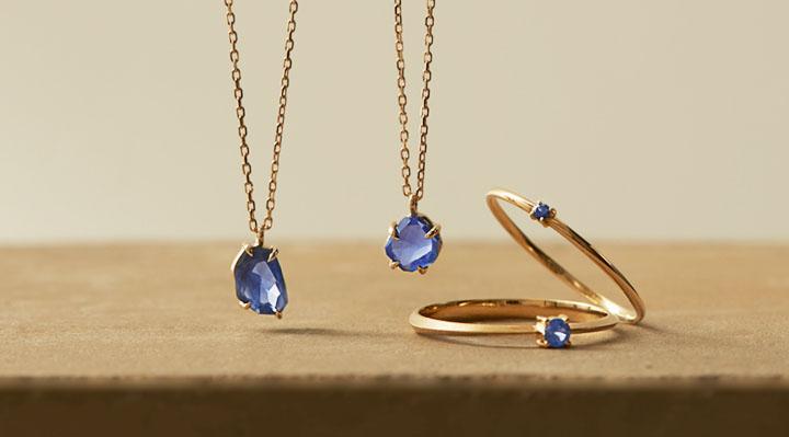 世界唯一的光輝「藍寶石 Blue Sapphire」