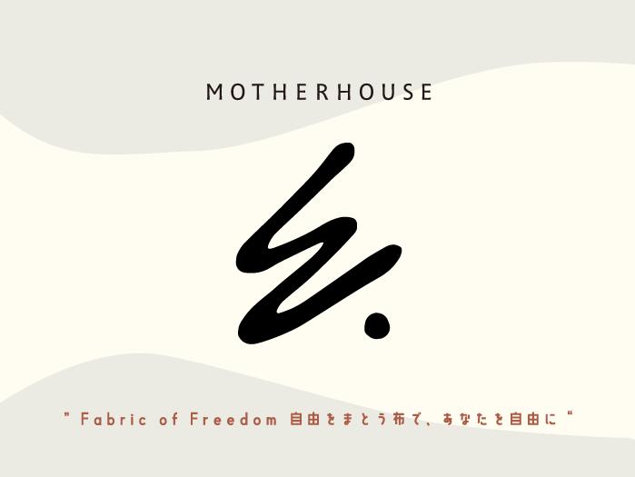 MOTHERHOUSE全新設計品牌,台灣限定上市